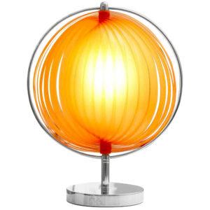 Oranž laualamp RETRO