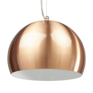 Kuppellamp Malta vask