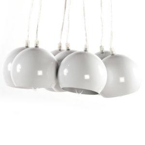 Kuppellamp EKLEKTA, valge