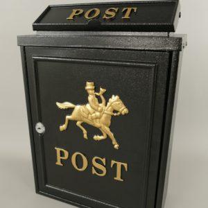 Must postkast