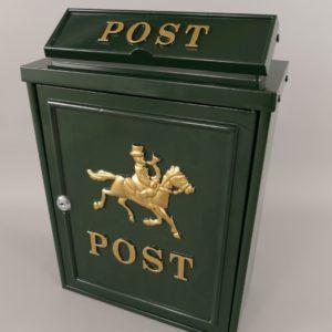 Roheline postkast